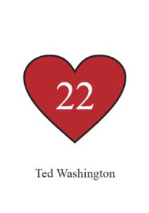 22 by Ted Washington