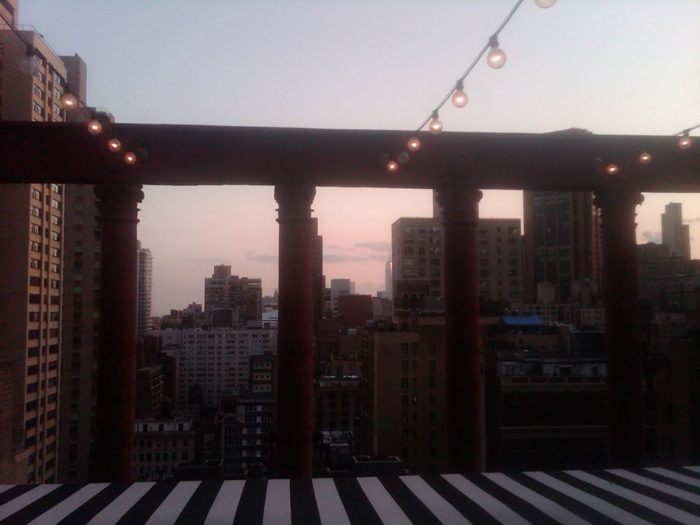 nyc rooftop
