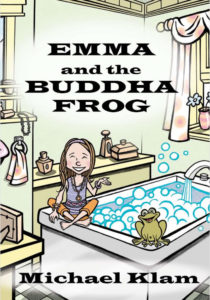 Emma and the Buddha Frog