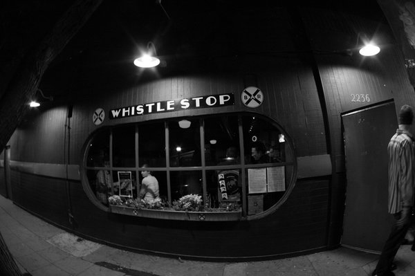 Whistle Stop Bar