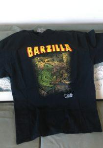Barzilla t-shirt